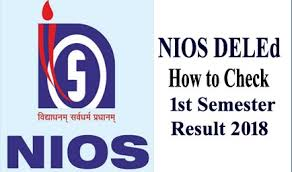 NIOS DElEd 3rd Exam Admit Card Out-प्रवेश पत्र जारी Download link