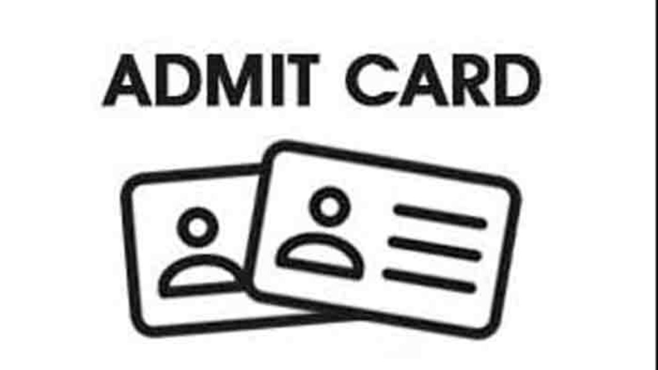 MP Cooperative Society Admit Card 2018 – Jr  Salesman Exam Date