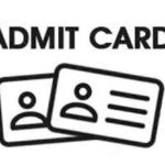 MDSU Admit Card 2019 for BA BSc and BCom Exam 2019 Part-1 2 3 Hall Ticket Download