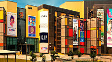 0168f2a90d6 DLF Mall of Noida is biggest shopping mall in India located in Noida NCR  and also the first destination mall of the country.