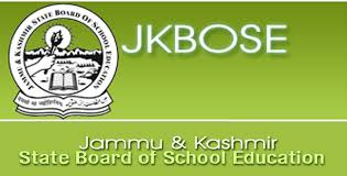 JKBOSE 12th,10th Admit Card