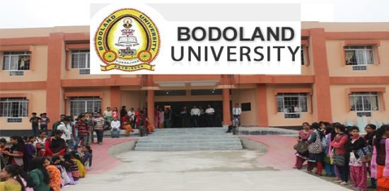 Bodoland University 1st/2nd/3rd/5th Sem Result 2019