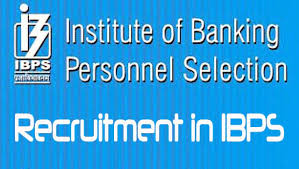 IBPS Recruitment 2019 Latest IBPS Notification PO Clerk RRB SO Bank Jobs