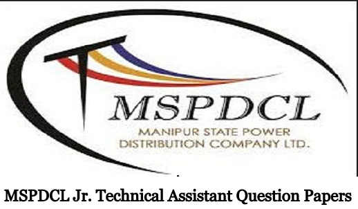 MSPDCL Meter Reader Cum Bill Distributor Exam Call Letter 2019