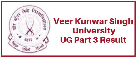 VKSU Result 2019 B.A B.Com M.Sc B.Ed part 3 Examination Results