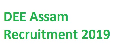 DEE Assam Grade IV Peon Exam Dates result 2019