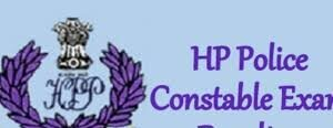 HP Police Constable Result 2019 HP Police Cut Off Marks