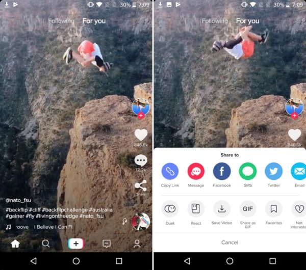 How to Download TikTok Videos From Android App