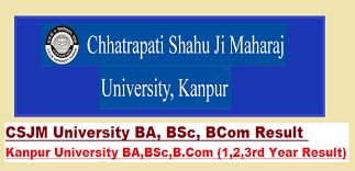 Kanpur University 1st Year Results