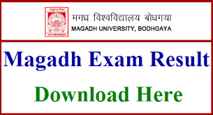 Magadh University Part 3 Result 2019 pending