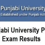 Punjabi University Private (reappear) Result 2019-20 ,Check PU 2nd 4th 6th Results