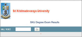 SKU 2nd/ 4th /6th Semester Exam Result 2019