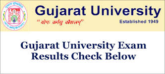 Gujarat University Results 2019 – LLB ,B SC, B Com 6th Sem