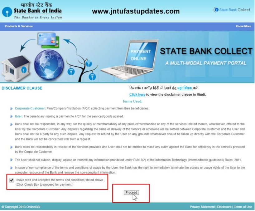 How To Apply For JNTUH Revaluation - Step By Step 1