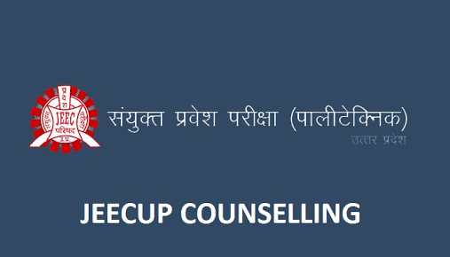 JEECUP Polytechnic Counselling date 2019