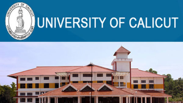 Calicut University Results 2019