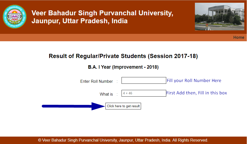 VBSPU Improvement Result 2019