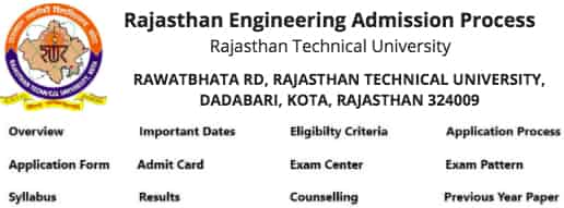 REAP Counselling and Seat Allotment 2019