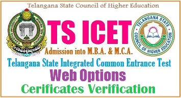 TS ICET 2019 Exam Results