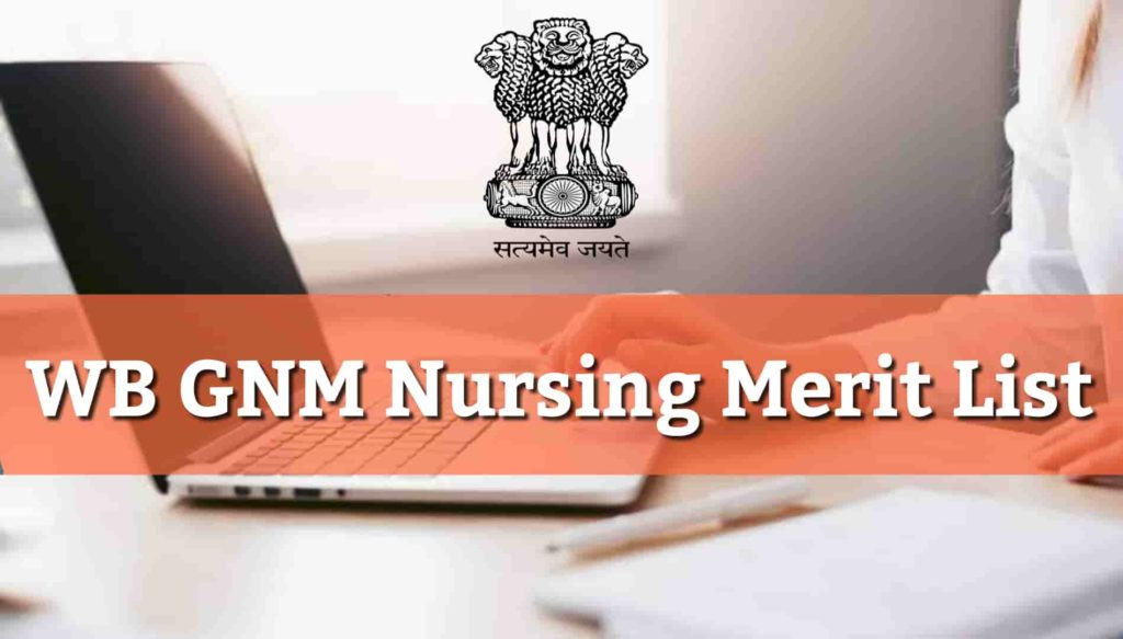West Bengal Health GNM Nursing Name List Category Wise