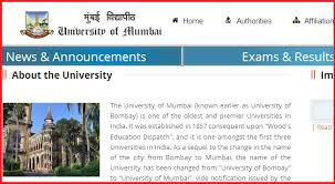 University of Mumbai Results 2020