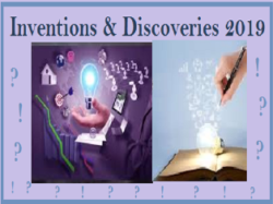 Important Science Inventions Of 2019-20