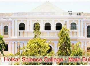 Holkar Science College Result