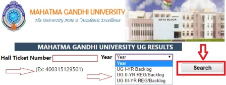 MG University Revaluation Result
