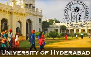 University of Hyderabad Result