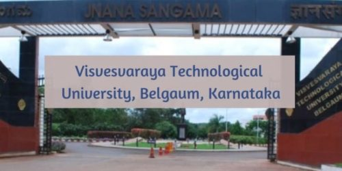 Visveswaraiah Technological University Result