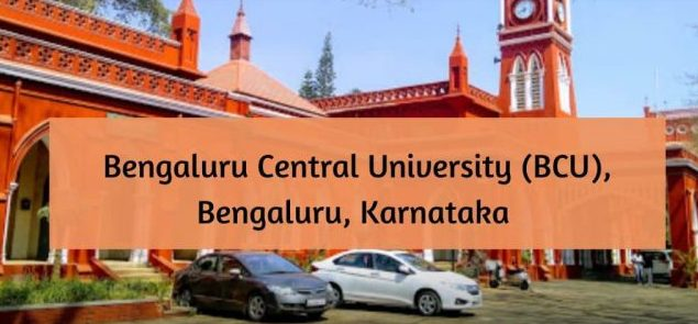 Bangalore Central University Result