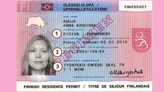 Finland residence permit